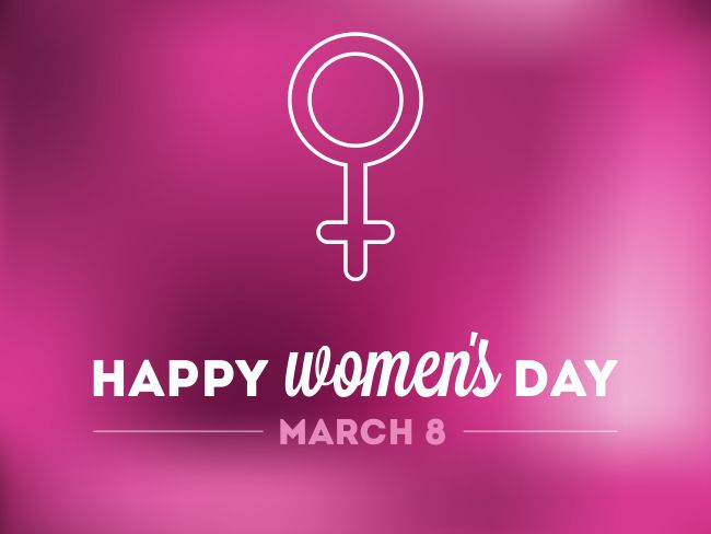 Happy Women's Day: When is International Women's day 2020: Relieve Your Stress And Keep Your Heart Healthy, Women's Health - Fitness, Nutrition, Sex, and Weight Loss