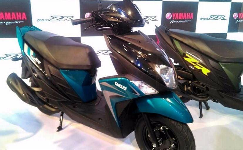 Yamaha Targets Exports Of 2 2 Lakh Units In 2017 Ndtv