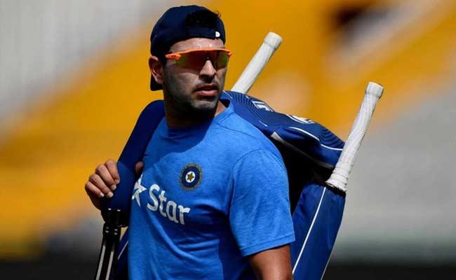 टीम इंडिया को झटका, चोट के चलते युवराज सिंह वर्ल्ड टी20 टूर्नामेंट से बाहर