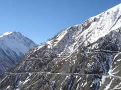 Government Begins Construction Of Zojila Tunnel On The Srinagar-Leh National Highway