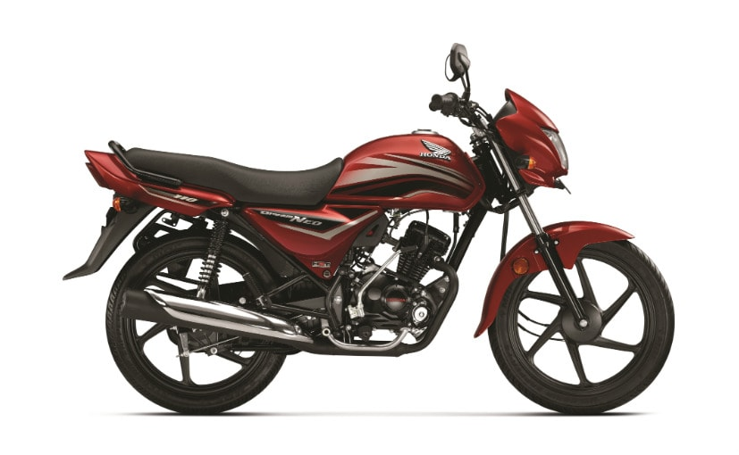 Honda Dream Neo Gets New Colours and Graphics; Priced at ₹ 49,070