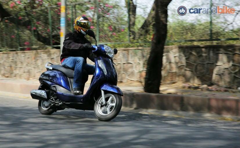 2016 Suzuki Access 125 Review