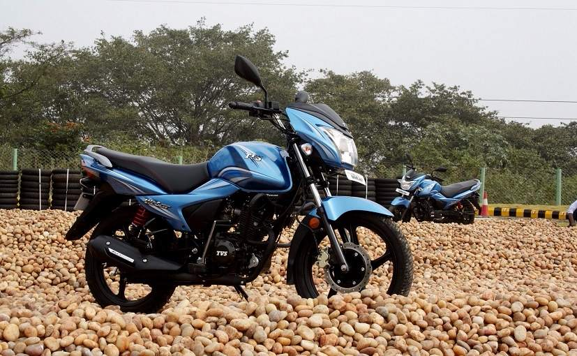 TVS Victor Hits Sales Milestone of 1 Lakh Units In 9 Months