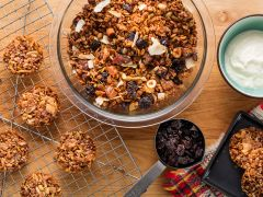 Diabetes Diet: Sugar Free Granola Bowl For An Easy, Quick And Wholesome Breakfast