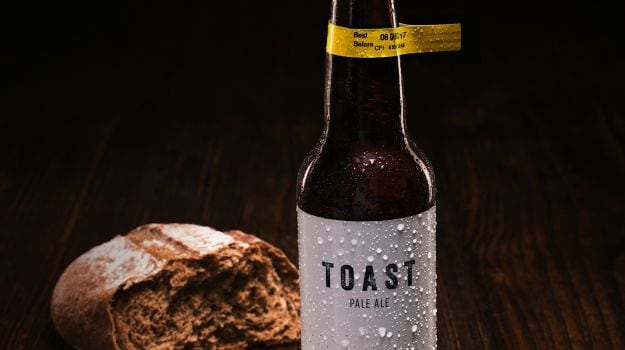 Turning Bread Into Beer; Toast Ale Finishes The Meal