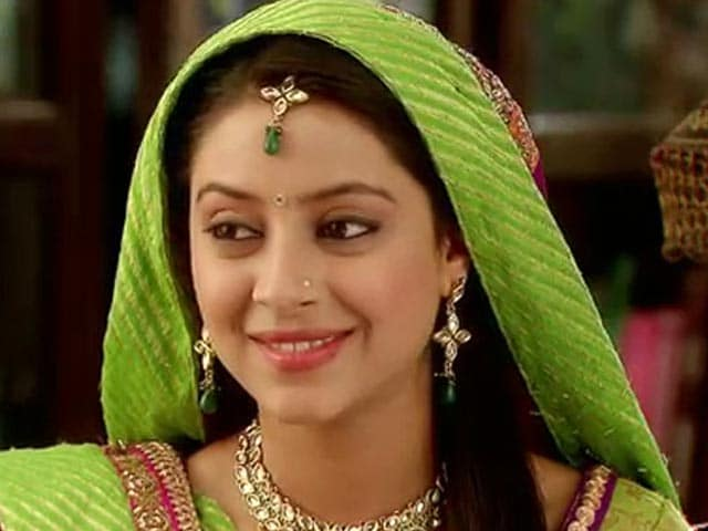 Pratyusha Banerjee, Television's Beloved Anandi