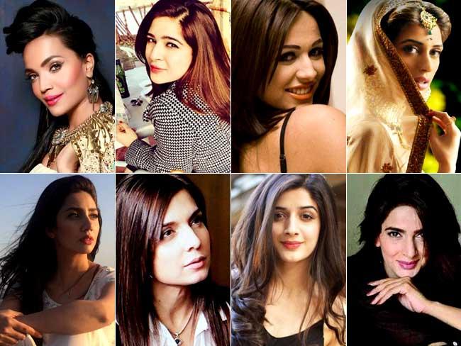 PICS: बॉलीवुड की अभिनेत्रियों से कुछ कम नहीं हैं पाकिस्तान की ये 8 हीरोइन...