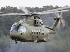 Chopper Scam: Jaitley Contests AK Antony's Statement On Firm's Blacklisting