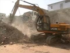 5 Killed During Demolition Drive In Ahmedabad