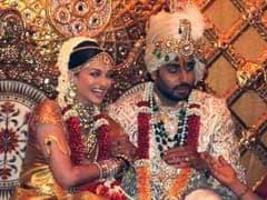 #9YearsOfAbhiAish : शादी की ये शानदार तस्वीरें, देखें एक बार फिर