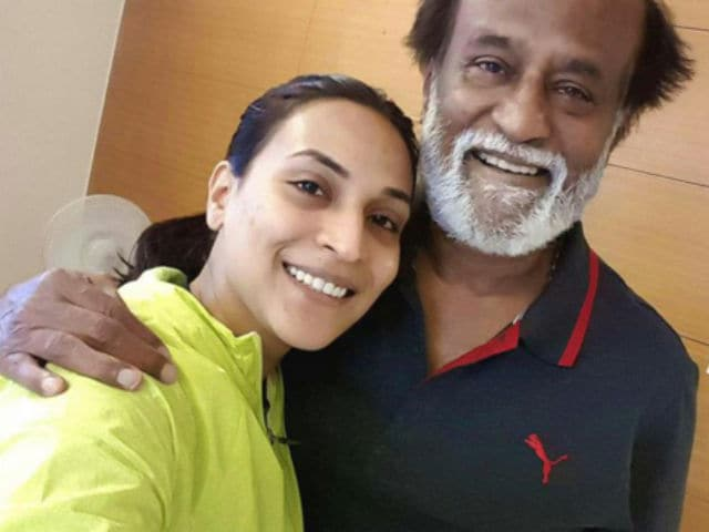 Padma Awards: Rajinikanth's Daughters and Dhanush Cheer Him on Twitter