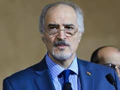 Syria Regime Says Open To Talks On 'Broader Unity Government'