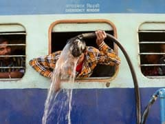 At 45.5 Degree Celsius, Allahabad Hottest Place In Uttar Pradesh