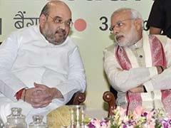 ...और एक बार फिर प्रधानमंत्री नरेंद्र मोदी ने बीजेपी सांसदों की ली क्लास