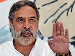 Anand Sharma Takes Jibe At BJP Vision Document For Meghalaya