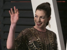 Actress Anne Hathaway Gives Birth to Baby Boy