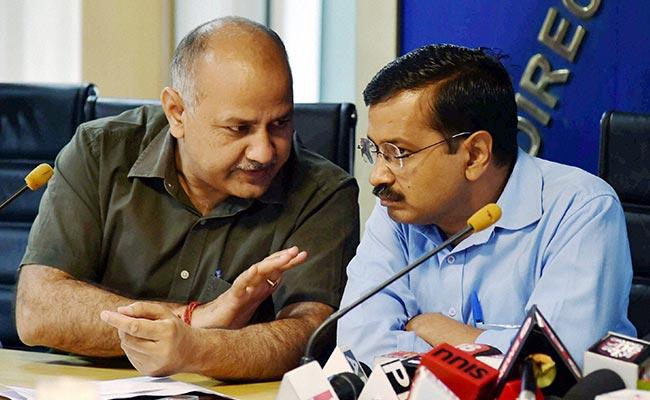 Delhi Elections: After Gautam Gambhir's Clip Of Run-Down School, AAP's Reality Check