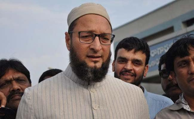 Asaduddin Owaisi Hits Out At PM Modi After China Move On Masood Azhar
