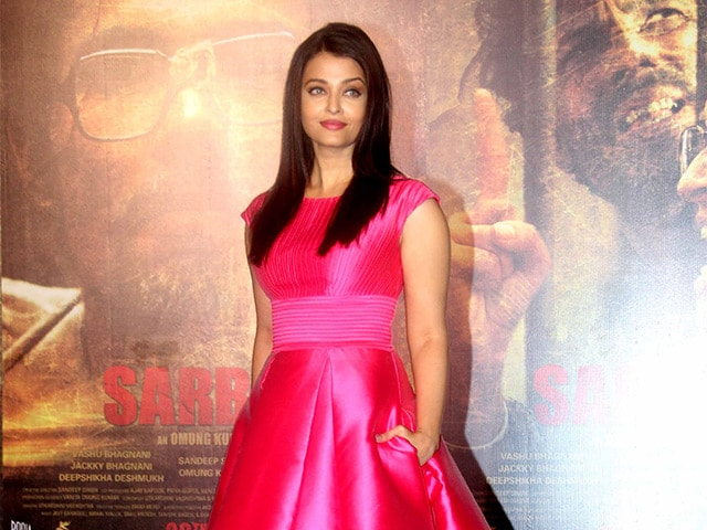 Aishwarya Bachchan on Sarbjit: How Can We Walk Away From Such a Story?