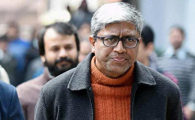 Ashutosh Says AAP Used His Surname Despite His Protest In 2014 Polls