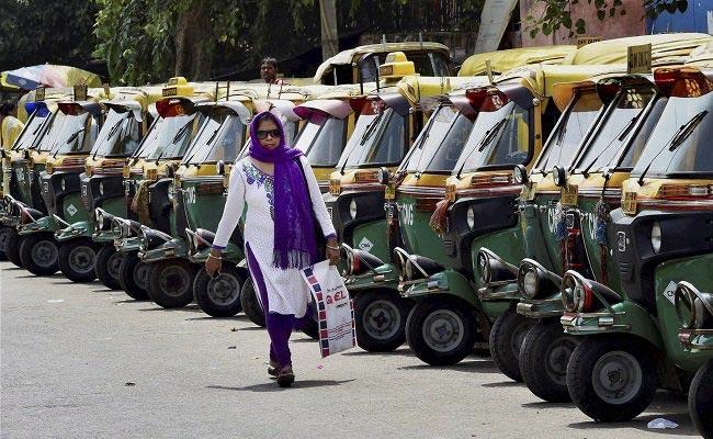 Auto, Taxi Unions In Delhi To Go On Strike Today