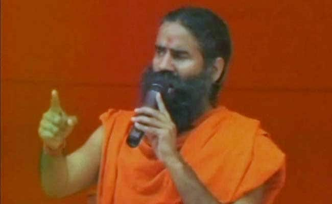 After Baba Ramdev's 'Beheading' Remark, A Police Complaint