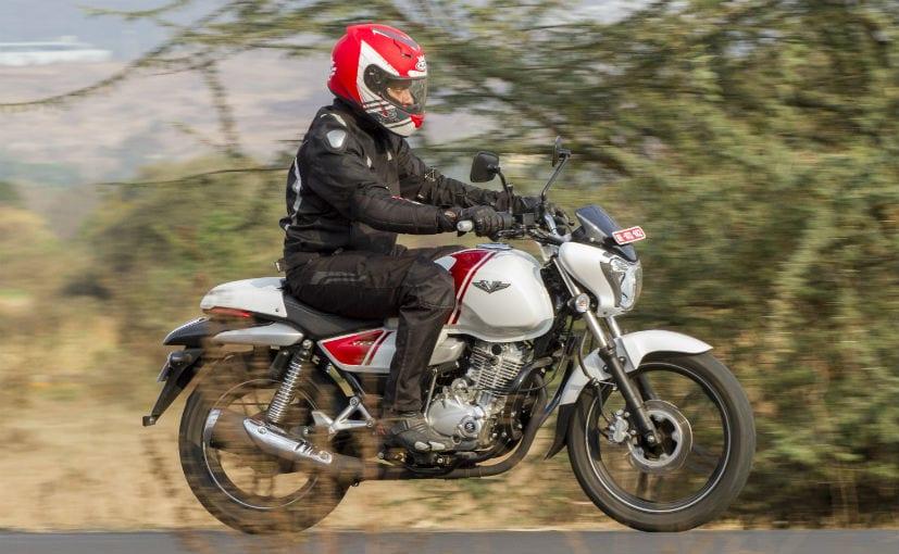 Bajaj V15 - First Ride