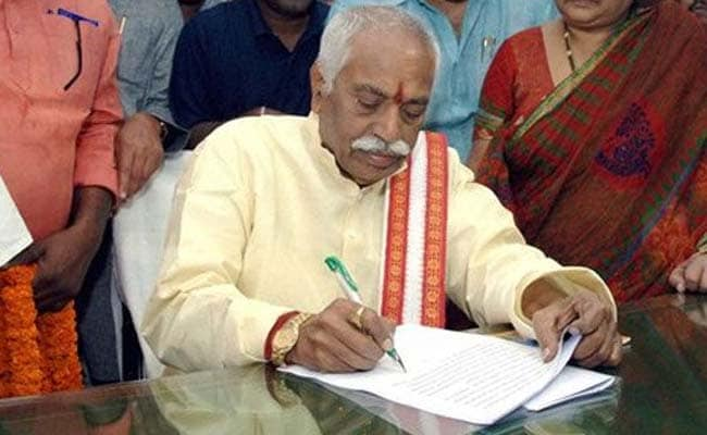 Government Has Taken Steps To Generate Employment Opportunities: Shri Bandaru Dattatreya