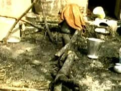 बाराबंकी : रसोई गैस सिलिंडर फटने से पांच बच्चों सहित सात की मौत