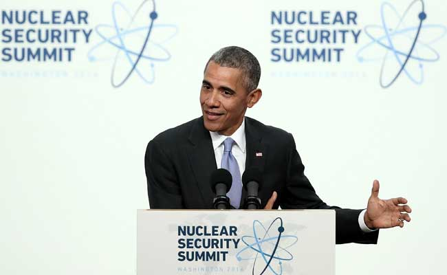 Obama At Nuclear Summit: India, Pakistan Should Reduce Nuclear Threat