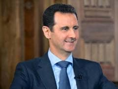 Bashar Al-Assad Says Aleppo's Capture Also 'Victory' For Iranian And Russian Allies