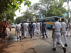 Over 40 Arrested In Post-Poll Violence In Bengal: Election Commission