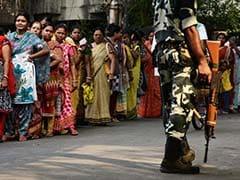 पश्चिम बंगाल में अंतिम चरण के मतदान में 84.24 फीसदी वोटिंग