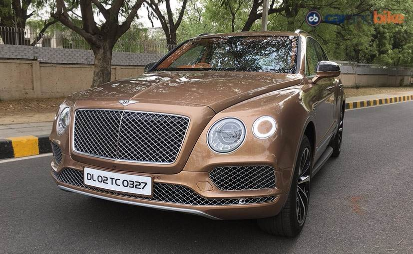 Bentley Bentayga: India Review