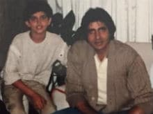 Recognise Amitabh Bachchan's Young Fan in This Pic? Name Begins With H