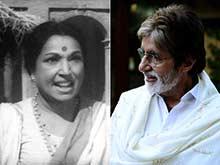 Lalita Pawar Was Dynamic and Versatile, Says Amitabh Bachchan