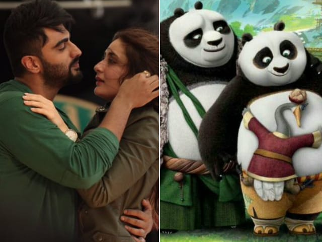 Today's Big Releases: Ki And Ka and Kung Fu Panda 3