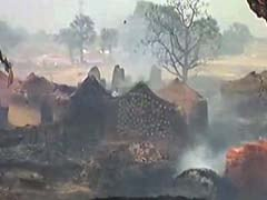 200 Huts Burnt In Bihar, Officials Say 'Intense Heat' May Be Cause