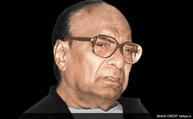 20th Death Anniversary Of Former Chief Minister Biju Patnaik Observed In Odisha