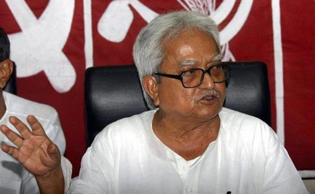 No Misunderstanding, Congress, Left To Fight Bengal Polls Together: Biman Bose