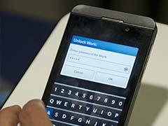 Optiemus To Make BlackBerry Phones For India
