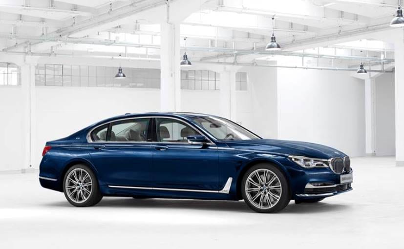 Wonderful BMW Individual 7 Series The NEXT 100 YEARS Edition Introduced; Only 100  Models To Be