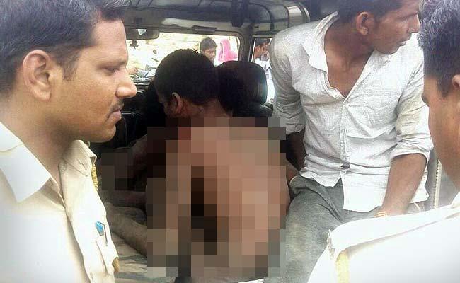 चितौड़गढ़ में तीन दलित नाबालिगों के साथ सरेआम कपड़े उतरवाकर मारपीट