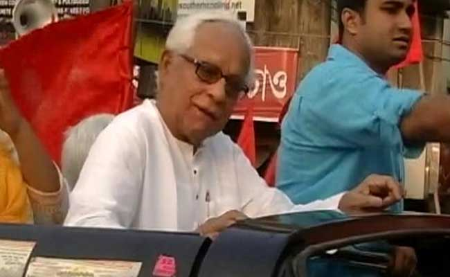Former Bengal Chief Minister Buddhadeb Bhattarcharya Tests Covid Positive