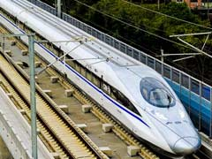 """Work In Full Swing"": A Look At The Progress In Bullet Train Project"
