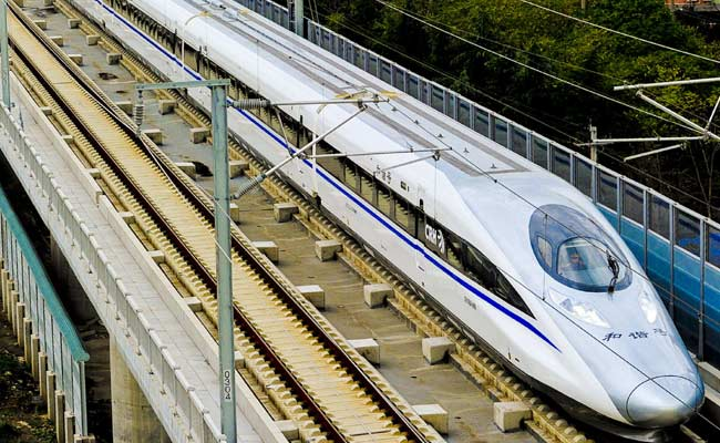 Man Detained In China After Model Plane Stops High-Speed Train