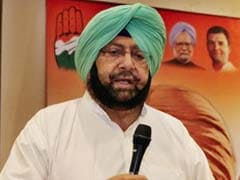 Election Results: Amarinder Singh Thanks Punjab People For Party Victory