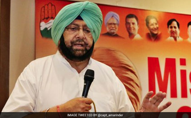 Election Results: Amarinder Thanks Voters, Partymen For Congress' Good Show In Punjab