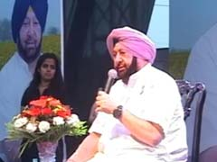 For Punjab Contest, Congress Counts On 'Coffee With Captain'