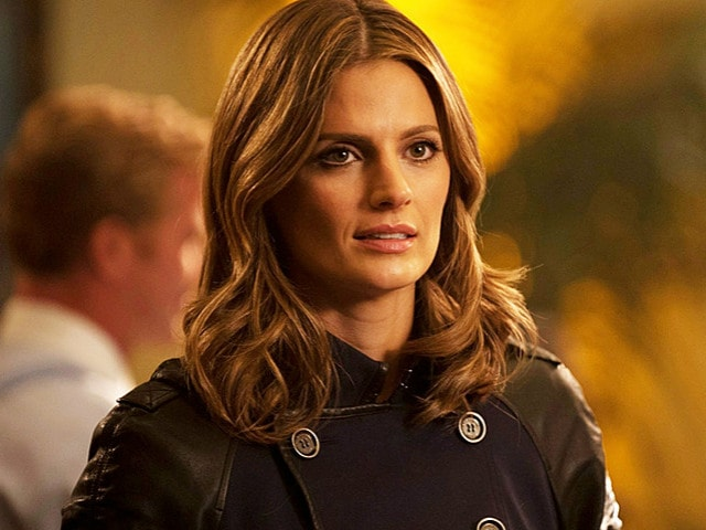 Stana Katic, Castle's Kate Beckett, Quits the Station